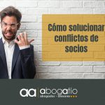 como solucionar conflictos de socios